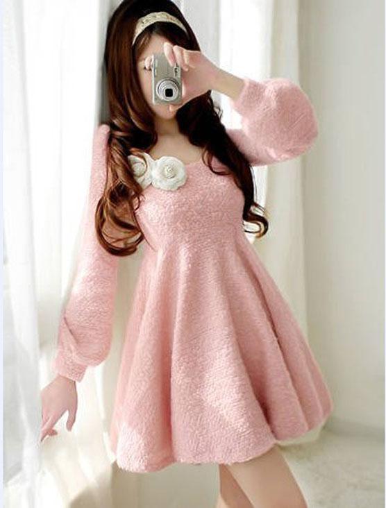 Aneka Model Dress Ala Korea Terbaru 2013 Annaratnasari