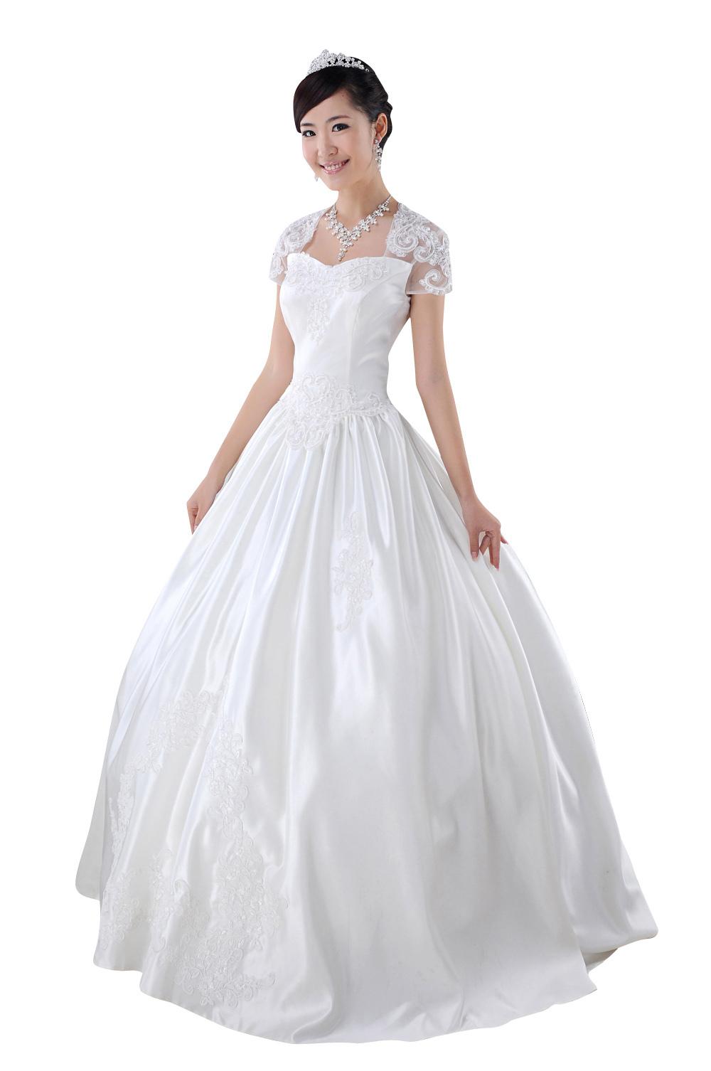 4941a korean lace wedding dress bra wedding upscale 261 jpg